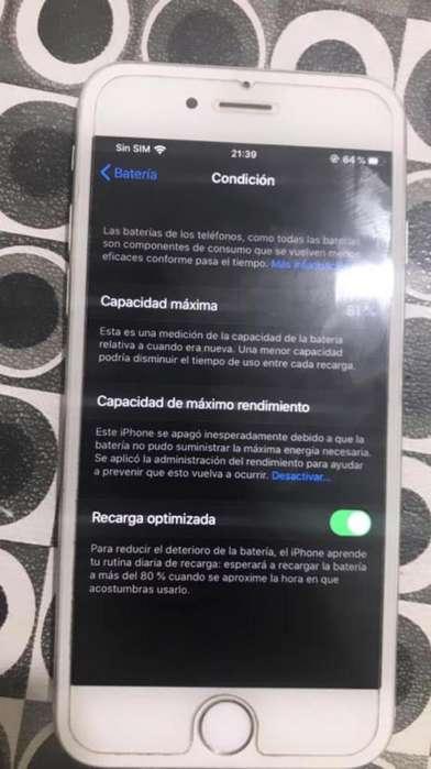 Vendo iPhone 6S 32Gb <strong>bateria</strong> 81%