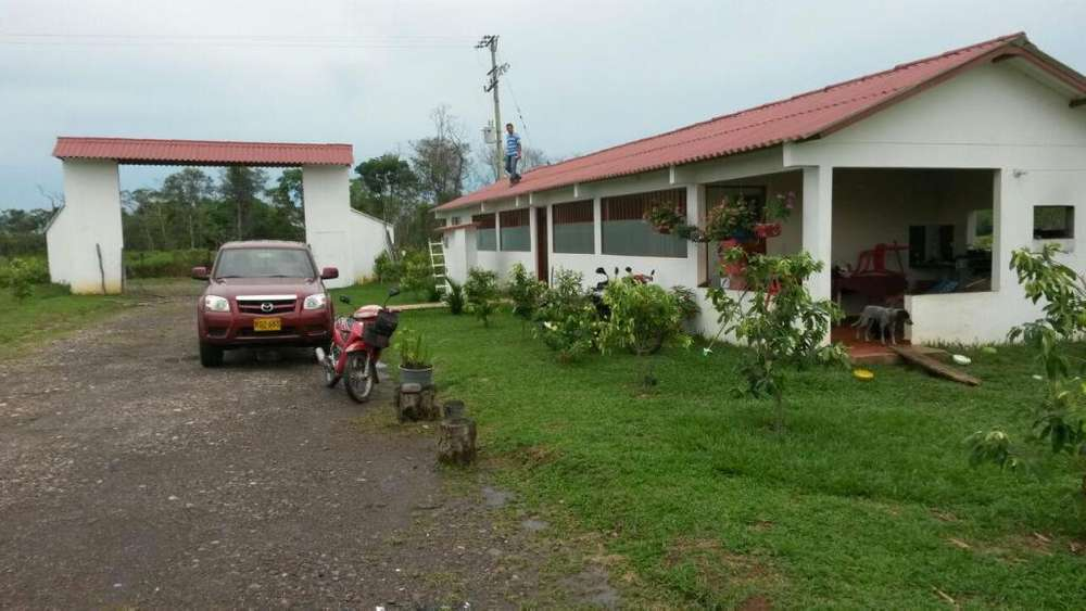 Lotes Campestres de DOS MIL METROS, con Servicios en Villavicencio