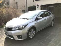 Vendo Toyota Corolla 2014 XEi CVT. UNICO DUEÑO. al dia. Mantenimiento riguroso