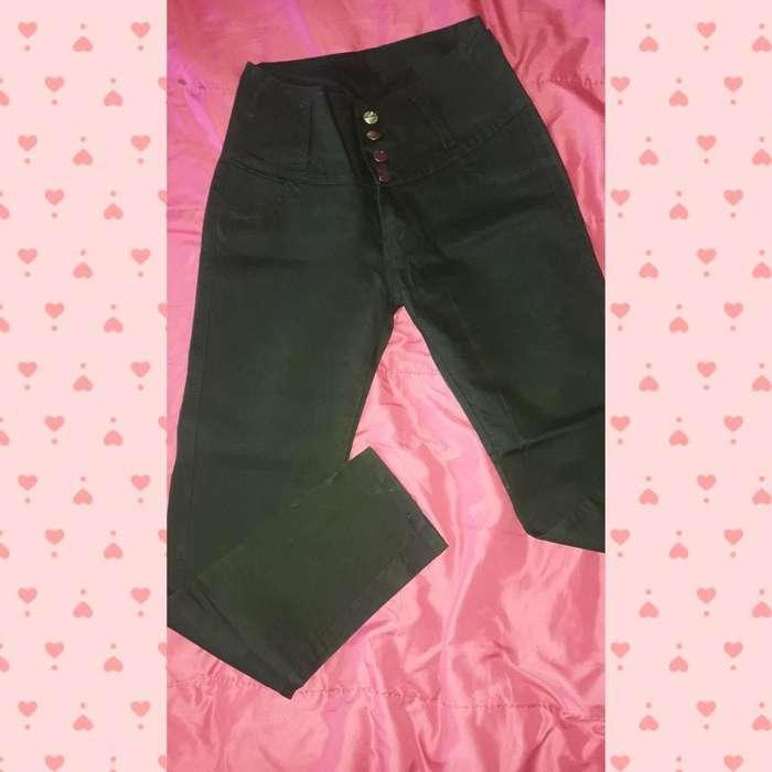Jeans Chupin de Mujer Talle 46