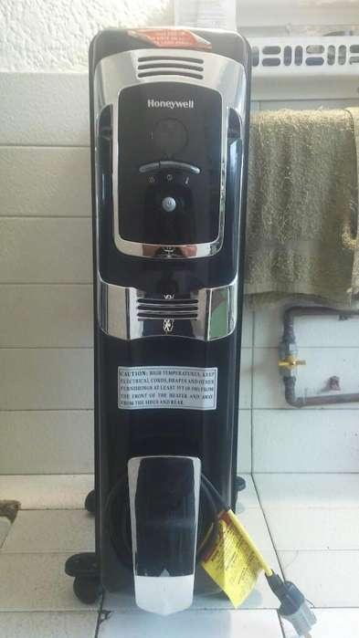 Calefactor Interior Eléctrico 1.500 W. Honeywell
