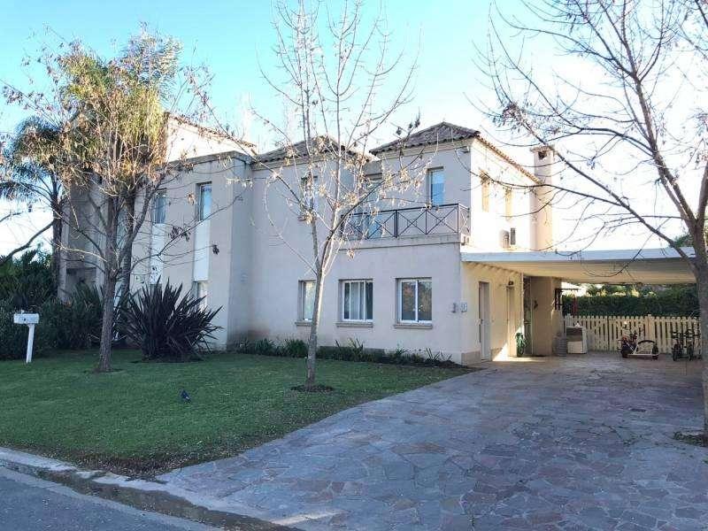 Casa en Alquiler La Alameda Nordelta