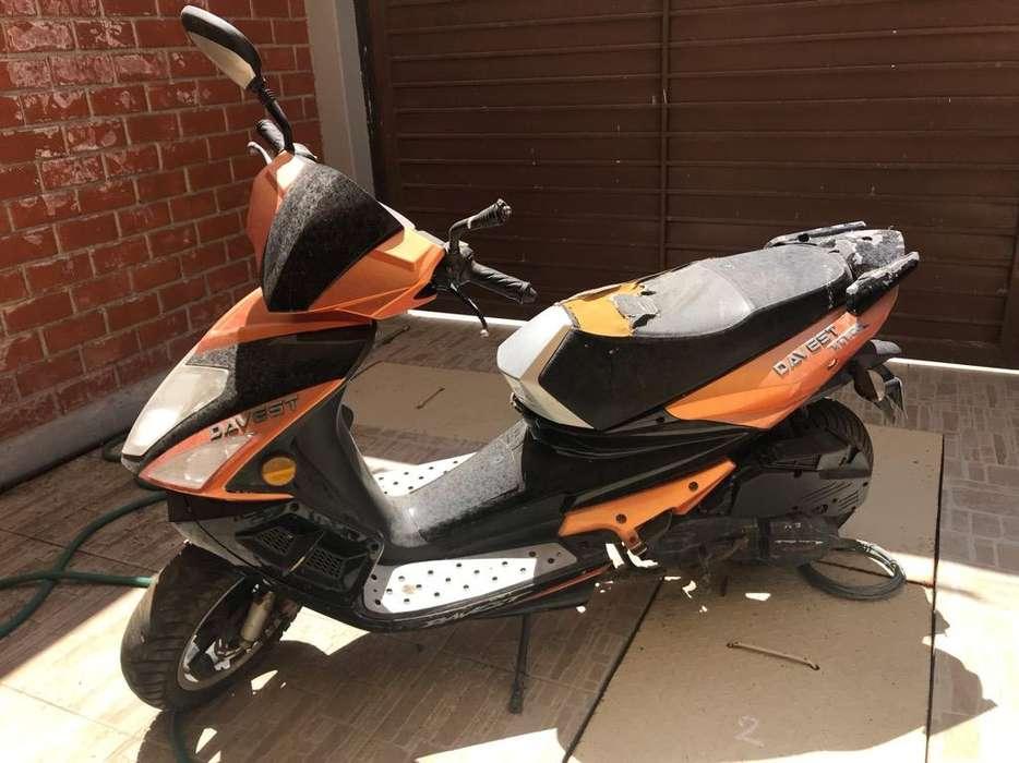 Moto Davest 150