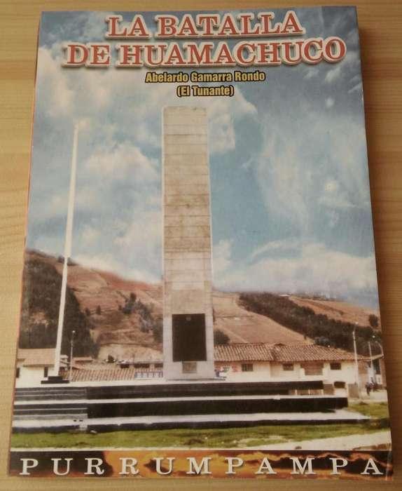 Libro La Batalla de Huamachuco