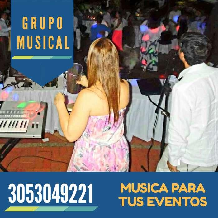 Tenemos el grupo musical o los músicos en Cali que se ajustan a tu reunión o evento