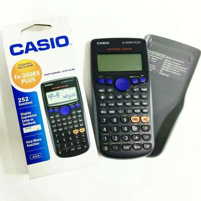Calculadora Cientifica Casio Fx 350 Es