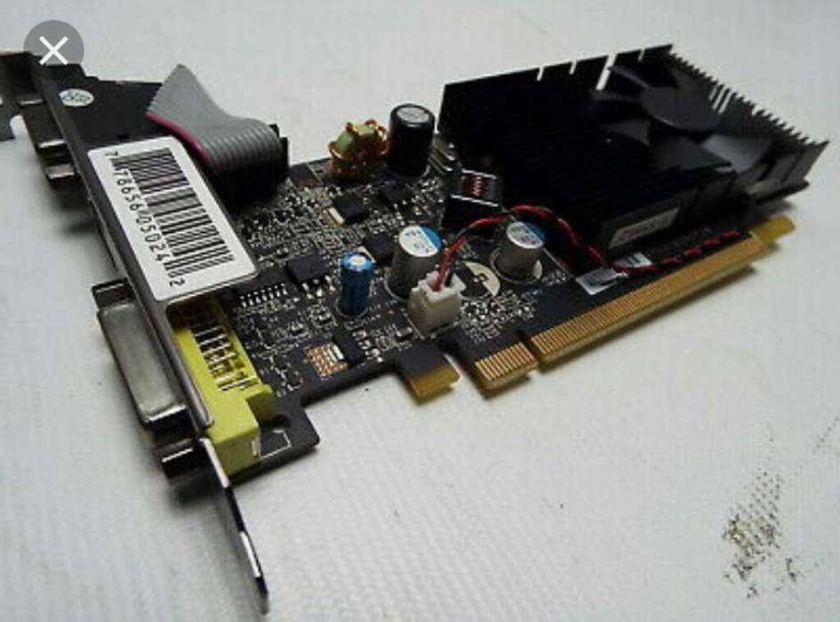 Targeta Grafica Geforce-210