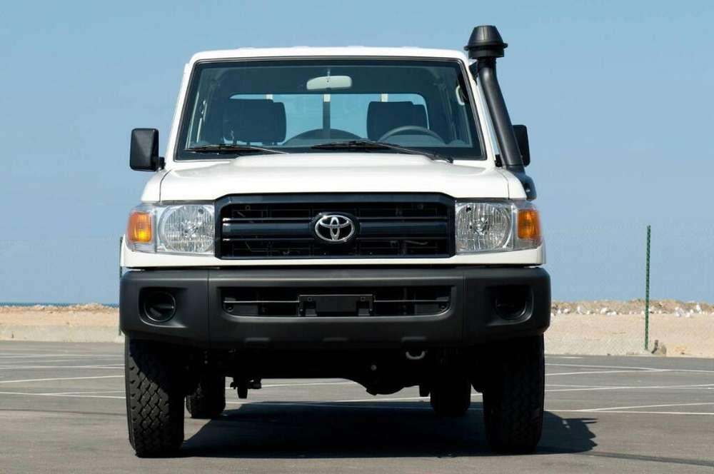Toyota Land Cruiser 2011 - 400000 km
