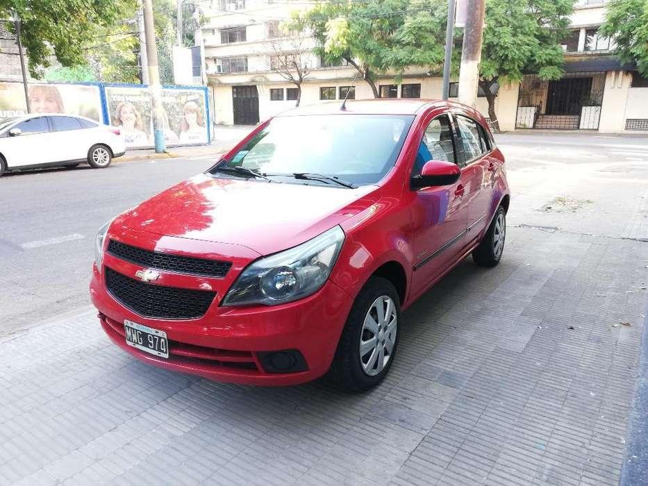 Chevrolet Agile 2013 - 90000 km