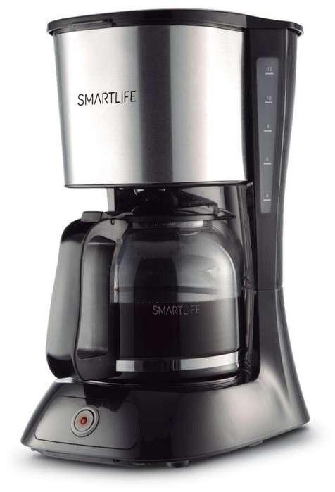 Cafetera De Filtro Permanente Smartlife 1,5 Lt Sl Cm9402
