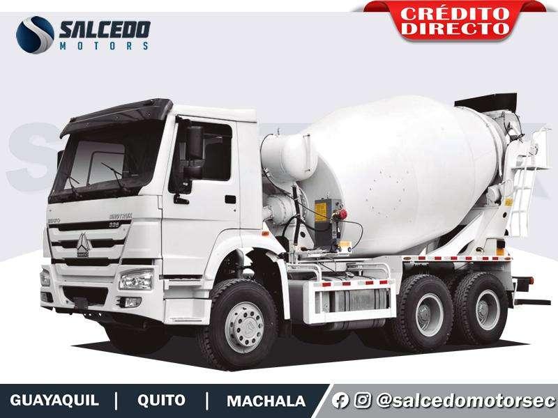 SINOTRUK - Camión MIXER