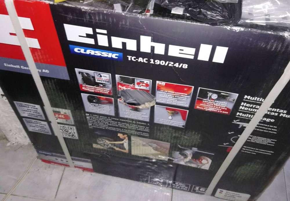 Compresor Cinhell Aleman 190/24/8