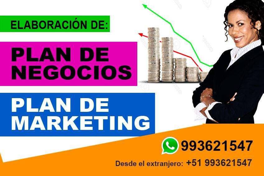 Desarrollo de Plan de Negocios y Plan de Marketing