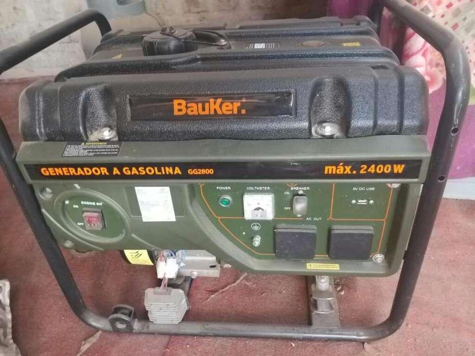 Vendo Generador Seminuevo 984619627