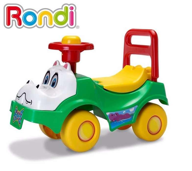 andador rondi hipomovil caminador con baulera