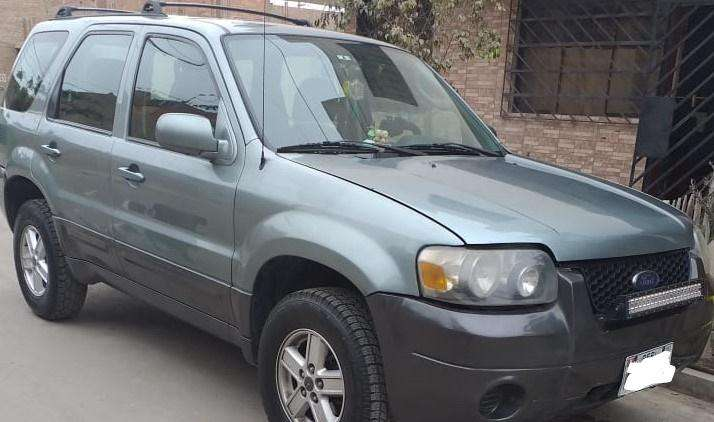 Ford Escape 2005 - 79597 km