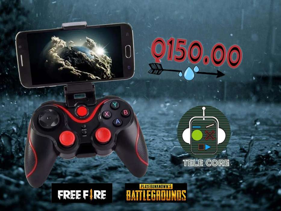 Control Android Gamepad
