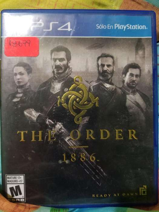 Juego Play 4 The Order