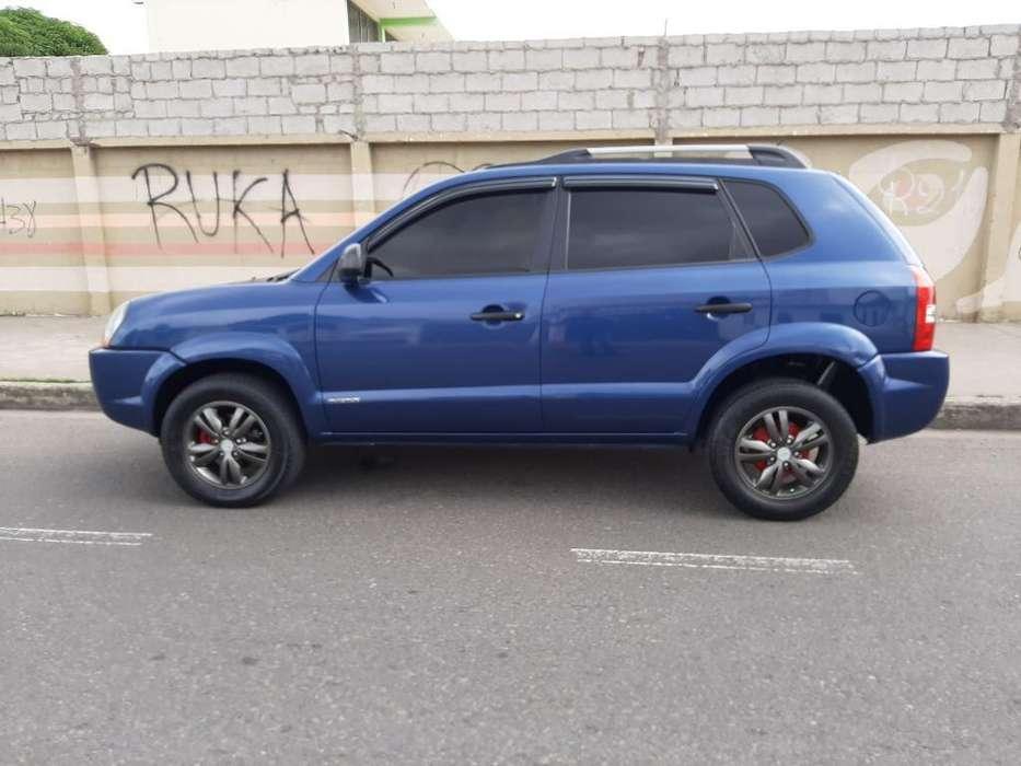 Hyundai Tucson 2010 - 168000 km