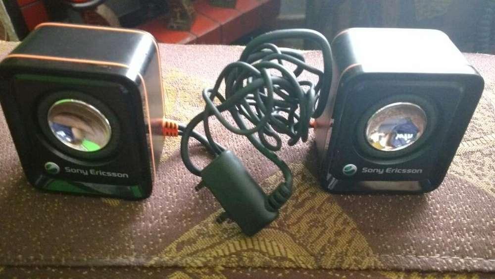 Parlantes Sony Ericsson Nuevos