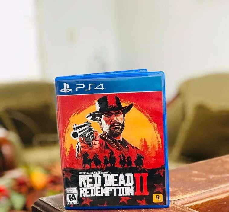 Red Dead 2 Venta O Cambio