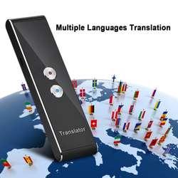 Traductor Inteligente Portátil Mas De 30 Idiomas Tiempo Real
