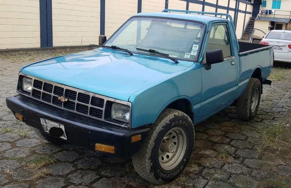 Vendo <strong>camioneta</strong> Chevrlolet 1986