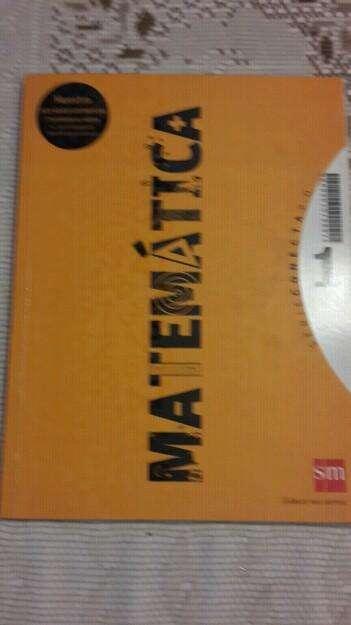 Libro de Matemática 1er Año. Serie Conectar 2.0.Ed.S.M. NUEVO