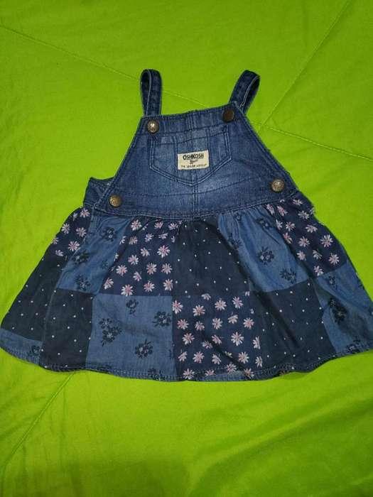 Vestido Jean de Niñas