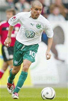 Camiseta del Wolfsburgo