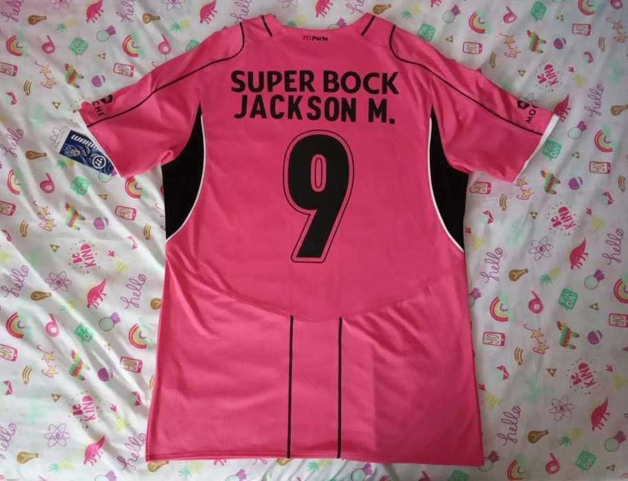camiseta Jackson Martínez, Porto 2014/15, acepto cambios