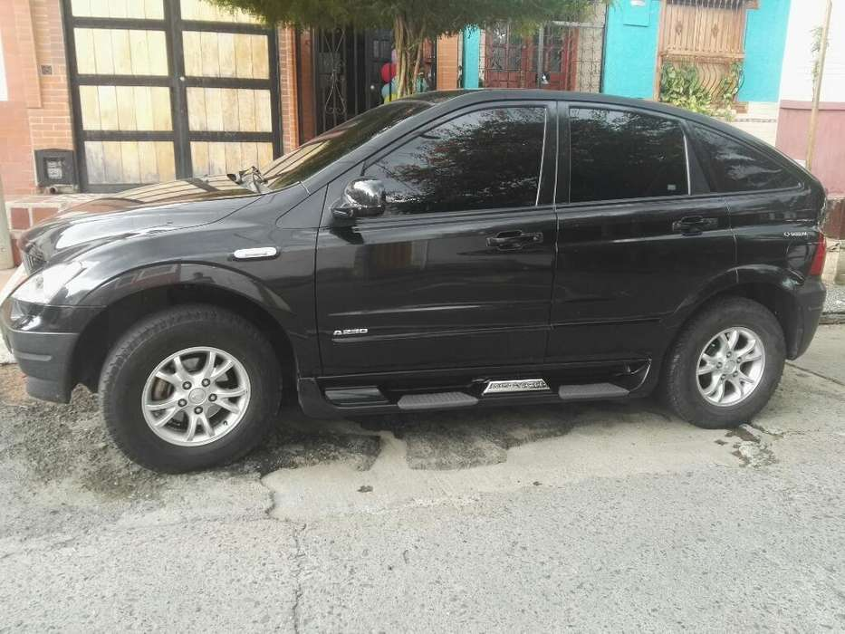 Ssangyong Actyon 2011 - 74000 km