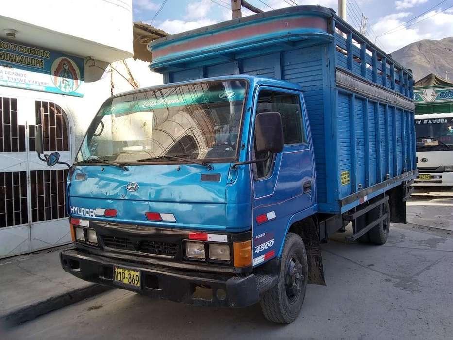 Se Vende Camión Hyundai 4 Tn