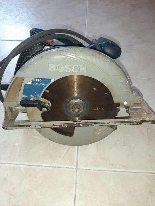 Venta de Cierra Circular Marca Bosch