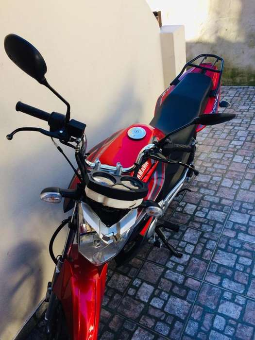Moto <strong>yamaha</strong> Ybr Z 2017