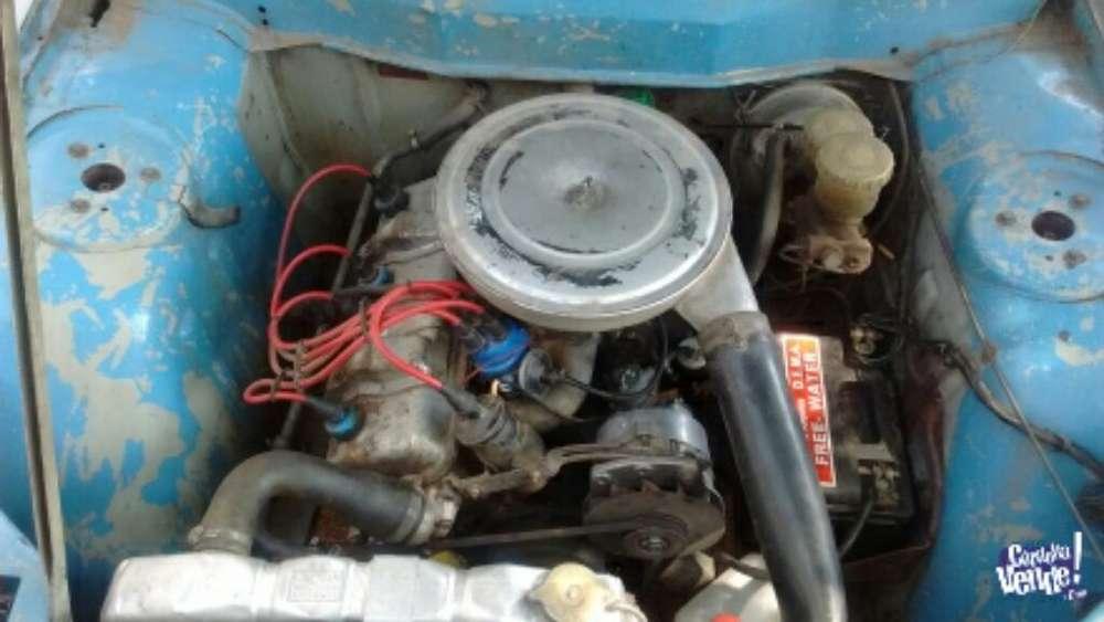 Motor Peugeot 504