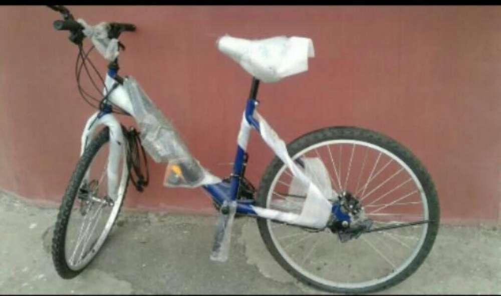 Bicicleta Completamente Nueva sin Uso