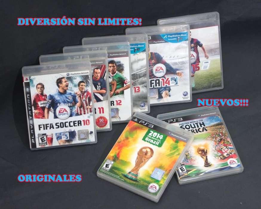 pack de juegos PS3 nuevos, originales. ganga