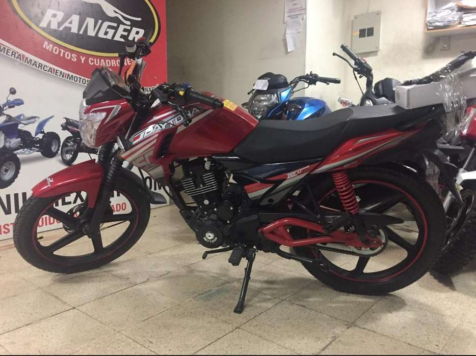 Moto Daytona Paseo 150Cc Imitacion Shineray 8B Whatsapp 0999614350
