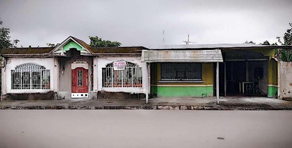Sto Dgo Vendo Casa Via a Los Bancos Km14