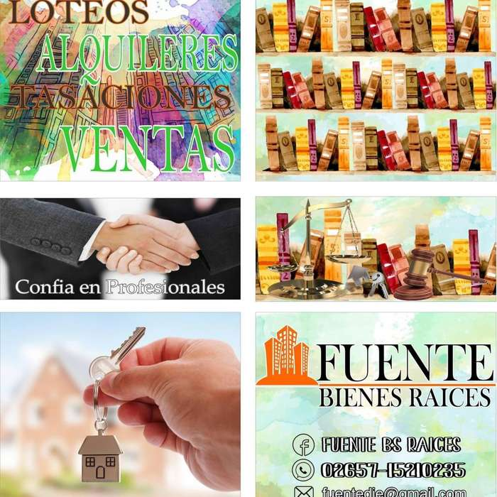 FUENTE BS RAICES VENDE DTOS EN BEDIF GUEM RIOJA 17OCT 122 VIV Y 960 VIV!