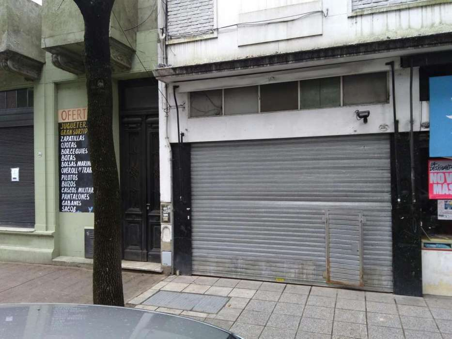 Local Alquiler o Venta Av. Jorge Newbery 3867 (Dueño)