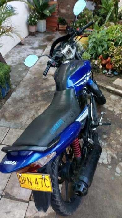 Vendo YBR 125 SS