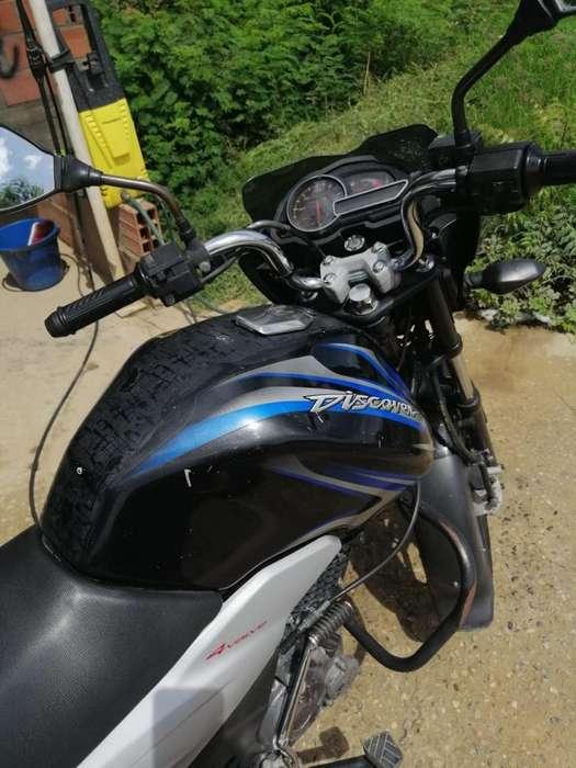 Se Vende Moto Discovery 125 St