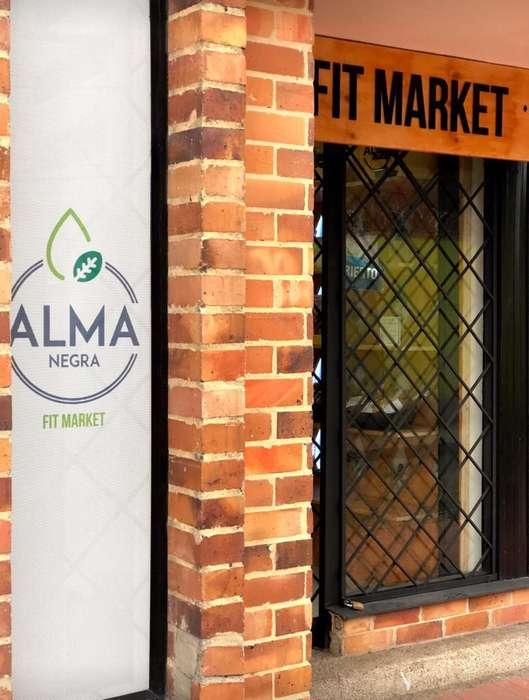 Se vende <strong>negocio</strong> Fit Market en exclusivo sector de la ciudad