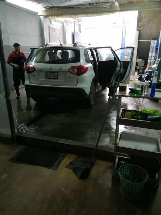 TRASPASO CAR WASH