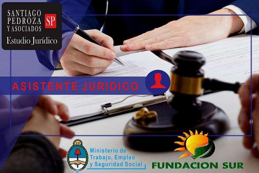 CURSO DE ASISTENTE JURÍDICO CON CERTIFICACIÓN NACIONAL