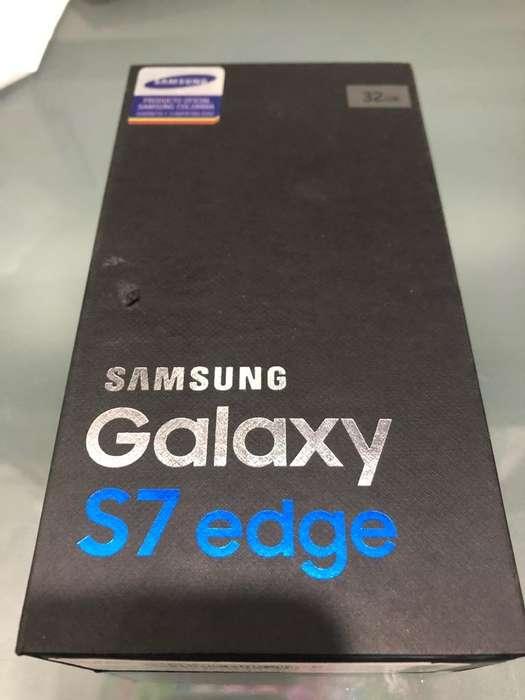 Samsung S7 Edge 32 Gb Plata