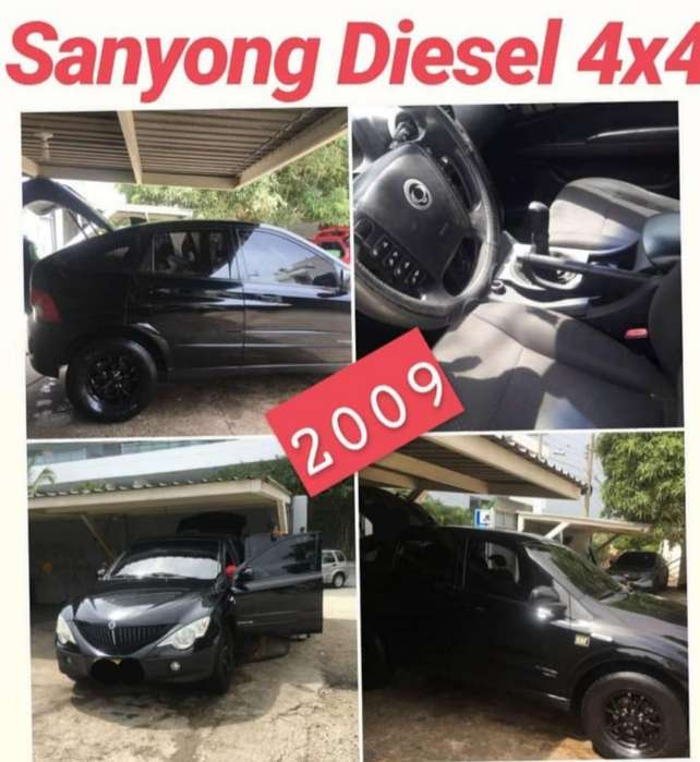 Ssangyong Actyon 2009 - 53400 km