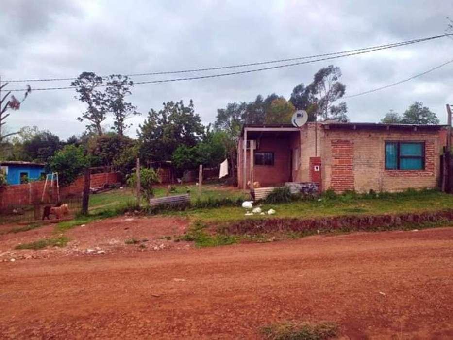 Vendo Terreno con Casa